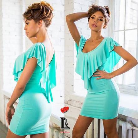 Платье с открытой спиной, фото 2