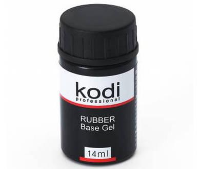 Базовое покрытие Rubber Base Kodi Professional 14 МЛ 100% ОРИГИНАЛ