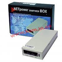 Внешний SNMP адаптер Powercom SNM-P000-00W-0010