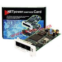 Внутренний SNMP адаптер Powercom SNM-P000-00W-0011