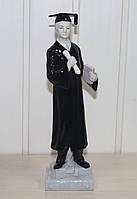 "Порцелянова статуетка ""Випускник"" хлопчик (Pavone) JP-53/ 5"