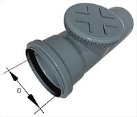 Ревизия канализационная 110 Armakan PVC (Польша)