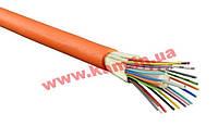 ВО кабель FTTH 2e9/ 125, G.657, внутрішній, LSZH, силовий елемент проволка (OCG-FTTH-02)
