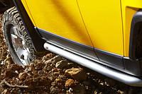 Боковой защитный комплект Toyota FJ-Cruiser ARB