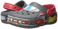 Оригинальные светящиеся кроксы Crocs Boys' CrocsLights Galactic Clog, фото 1