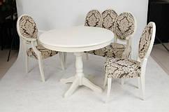 Столы и стулья - любая комплектация, цена опт. Румынская мебель. фабрика Ardudana.