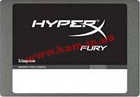 SSD-накопитель Kingston HyperX Fury 240GB (SHFS37A/240G)
