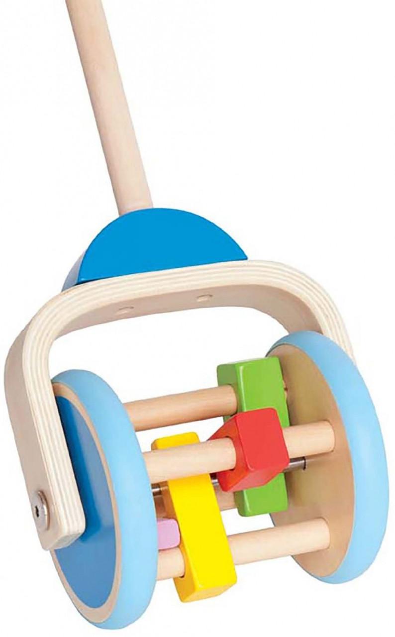 Каталочка детская, деревянные игрушки Наре