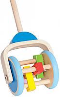 Каталочка детская, деревянные игрушки Наре, фото 1