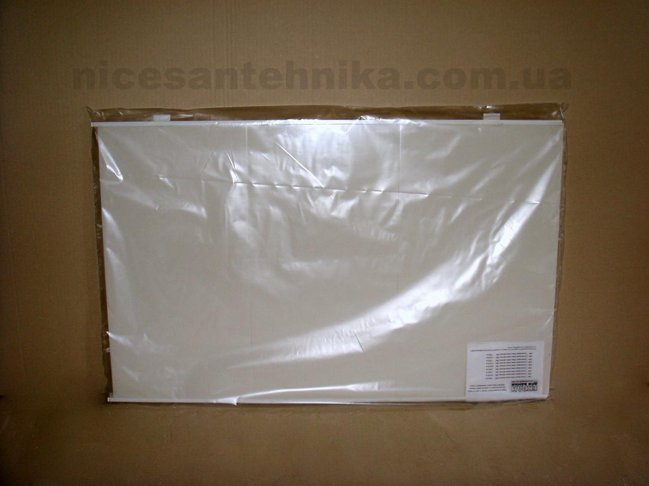 Торцевой экран (модуль) под ванну ева-3 70*55 см.