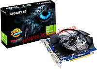Видеокарта 2Gb ( PCI-E ) DDR-5 Gigabyte GV-N730D5-2GI (RTL) D-Sub+DVI+HDMI ( GeForce (GV-N730D5-2GI)