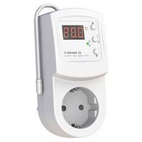 Терморегуляторы отопления для инфракрасных обогревателей terneo rz