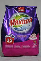 Стиральный порошок Maxsima sensisve 1250 г