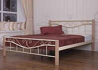 Кровать полуторная металлическая Эмили