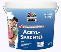 Шпаклевка Acryl Spachtel 1,5кг Dufa