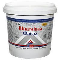 Шпаклевка Ирком-Фасад (ІР-21) 1.5 кг