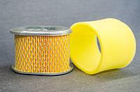 Воздушный фильтр и фильтр в маслянной ванне для бензиновых двигателей 6.5 - 7 л.с.