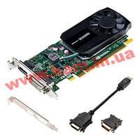 Видеокарта PNY Quadro K620 2GB, DDR3, 128-bit (VCQK620-PB)