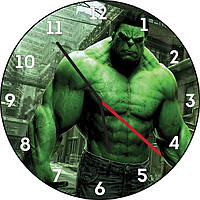 Часы настенные Халк