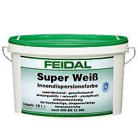 Краска Feidal Super Weiss 10 л