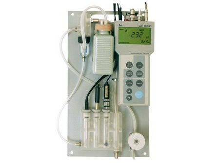 Аналізатор натрію pX-150.2, фото 2