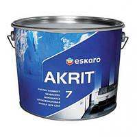 Краска Eskaro Akrit-7 New 0.95 л