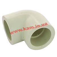 Колено для трубы 20мм (ZK20)