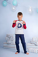 Пижама для мальчика 2 - 6 лет