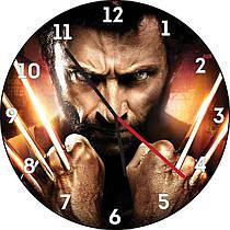 Часы настенные Росомаха