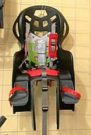 Велокресло Детское Spelli SBC-195 на багажник