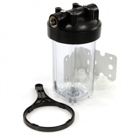 "Колба фильтра AquaKit BB 10 2P TP 1"" (прозрачная) - ТОВ ""Техноклуб"" в Виннице"