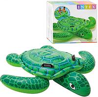"Детский надувной плотик Intex 56524 ""Черепаха"", фото 1"