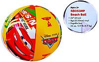 """Детский надувной мяч """"Тачки"""" 58053 Intex (61 см)"""