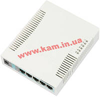 Маршрутизатор Mikrotik 260GS (RB260GS)