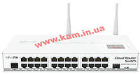 Маршрутизатор Mikrotik 125-24G-1S-IN (CRS125-24G-1S-2HnD-IN)