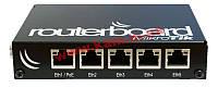 Маршрутизатор Mikrotik 450G (RB450G)