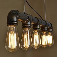 Светильник loft Vintage Industrial (водопровод)