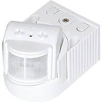 Датчик движения Feron LX118B/SEN8 1200W белый