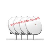 Радиопрозрачный экран для антенны Mikrotik mANT 30dB, 4-pack (MTRADC4)