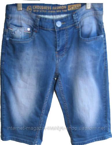 Джинсовые шорты мужские