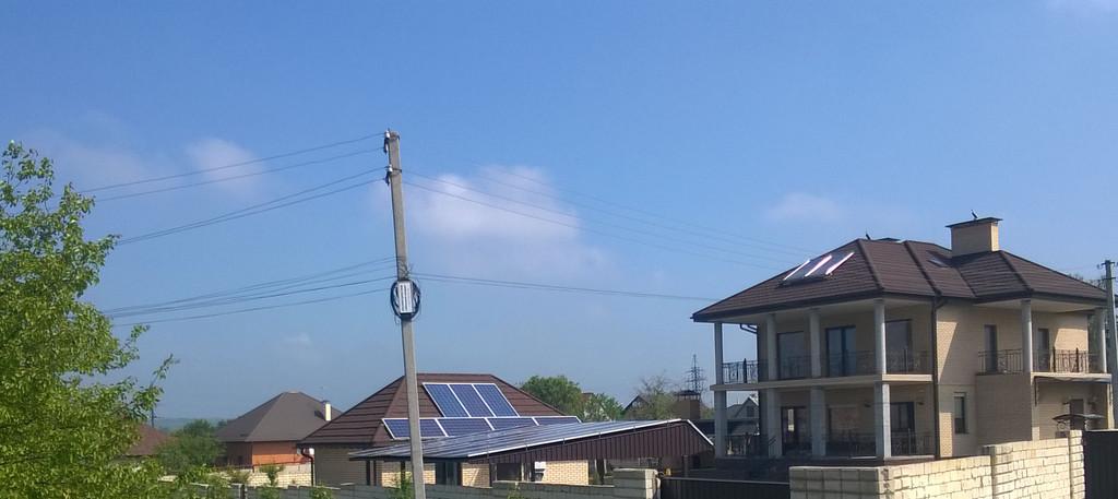 Частный дом, Днепропетровская область 1