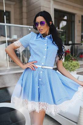 Женское летнее платье №95-91
