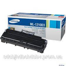 Заправка картриджа Samsung ML-1210 для принтеров SAMSUNG ML- 1010/ML-1020M/ML-1210/ML-1220/ ML-1250/ ML-1430