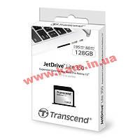 Карта расширения памяти Transcend 128 GB JetDrive Lite 350 для Retina MacBook Pro 15' (TS128GJDL350)