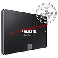 """SSD накопитель Samsung 850 Evo-Series 500GB 2.5"""" SATA III TLC (MZ-75E500B/ EU) (MZ-75E500B)"""