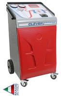 CLEVER  ADVANCE  EVO  установка для обслуживания кондиционеров (автоматическая) фреон R134a, SPIN (Италия)