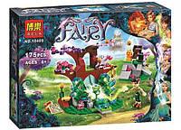 Конструктор BELA Fairy 10409 эльф, дерево, фигурки, 175 деталей, в кор-ке, 26-19-5см