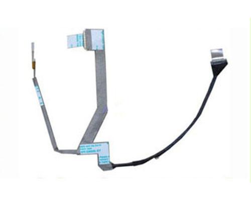 Шлейф матрицы для ноутбука HP (Compaq Mini: 110-1000, 110-1100), LED, разъем под камеру