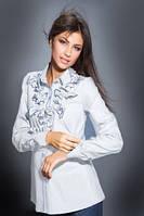 Блузка для беременных белая