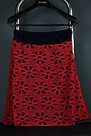 Красивая красная юбка, p.l,2xl